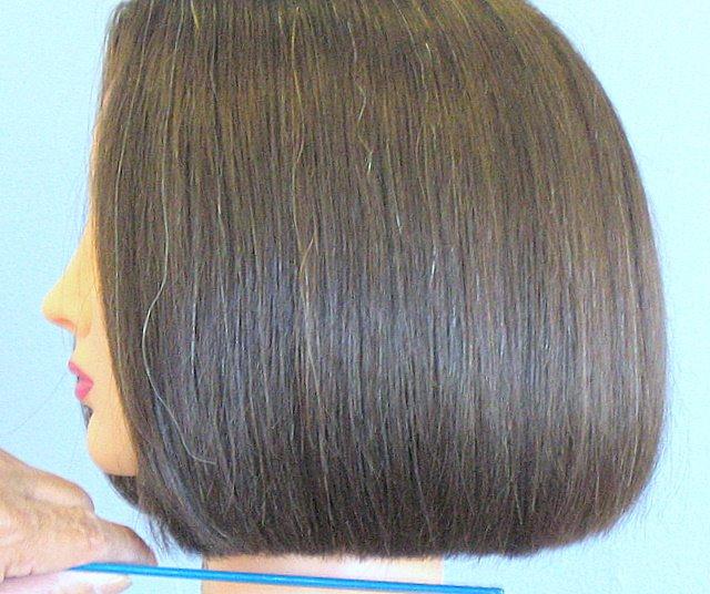Hair Cutting Class One Length Cut Step By Step Beverly Hills Hair