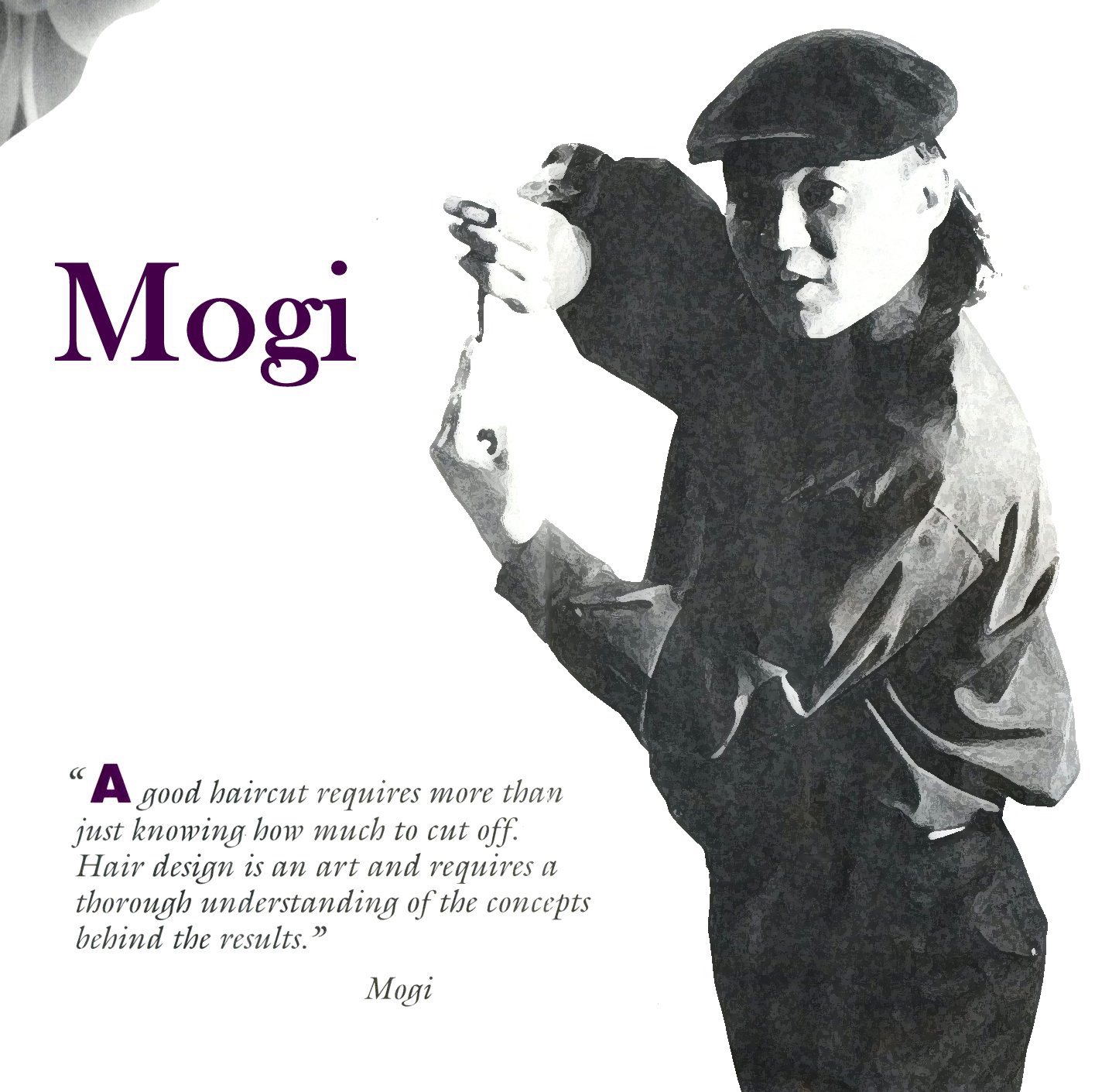 Beverly Hills Hair Stylist Mogi – Master Hair Stylist